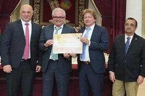 Sonderpreis für bestes Bio-Olivenöl 2016